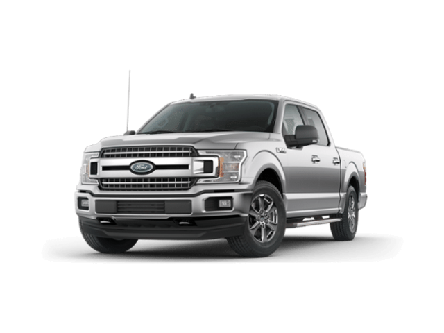 New 2019 Ford F-150 XLT XLT 4WD SuperCrew 5.5 Box in Arroyo Grande, CA